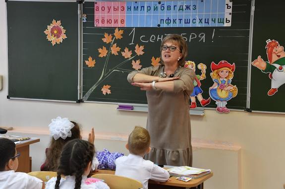 В Москве более 700 учителей получили гранты за вклад в развитие «МЭШ»
