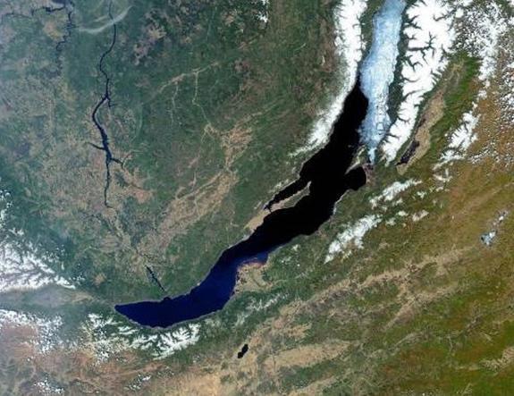 Строительство завода на берегу Байкала приостановлено судом