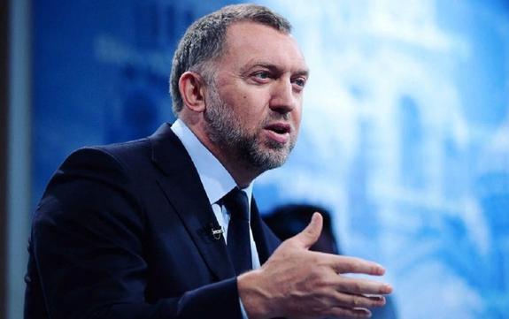 Олег Дерипаска подал в суд на Минфин США