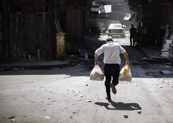 В Венесуэле начали воровать еду