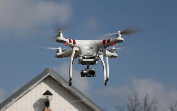 В России разработали систему противодействия гражданским дронам