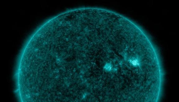 Российские ученые предупредили о резком росте солнечной активности за сутки