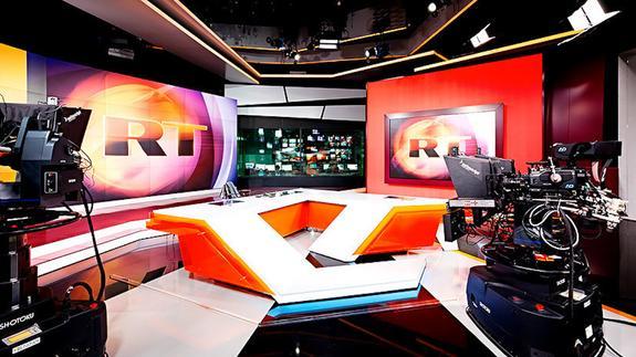 Скандал с телеканалом Russia Today в Латвии