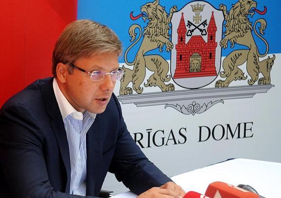 У мэра Риги нет сомнений, что он «потеряет» свою должность