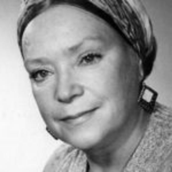 Умерла актриса театра и кино Маргарита Жарова