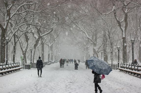 МЧС предупредило об ухудшении погоды 22 марта в Москве: мокрый снег и сильный ветер