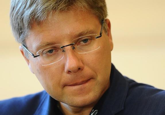Почему мэр Риги «кинул» русских и «нацелился» на Брюссель?