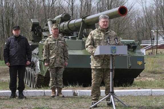 В ДНР уверены, что у Порошенко есть так называемый «козырь в рукаве»