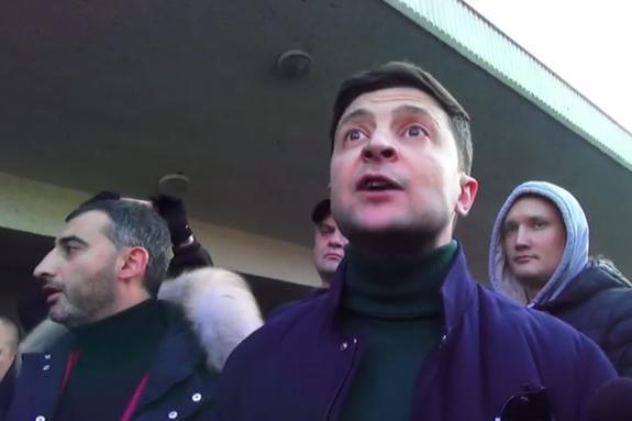 Рейтинг Зеленского подрос за несколько  дней до выборов