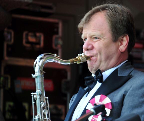 Игорь Бутман представит Россию на Международном дне джаза в Австралии