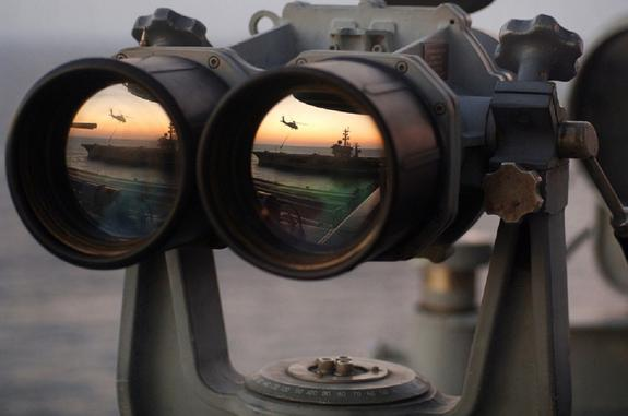 Разведчики НАТО активизировались на границах РФ