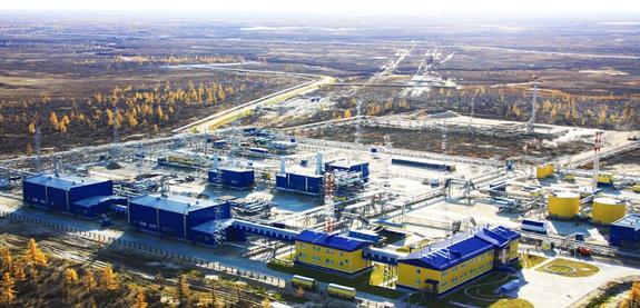 В России установлен новый газовый рекорд мира