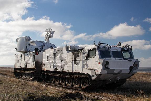 Ракетный комплекс «Тор-М2»: «Мы сбиваем все, что шевелится»