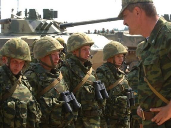 На юге России по тревоге подняты более шести тысяч военнослужащих
