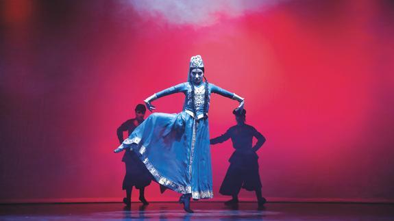 Москвичам откроется чарующий мир грузинского национального танца