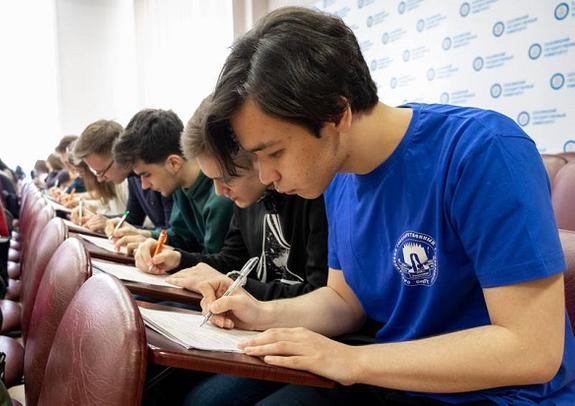 Студенты соревнуются в знании отечественного предпринимательства