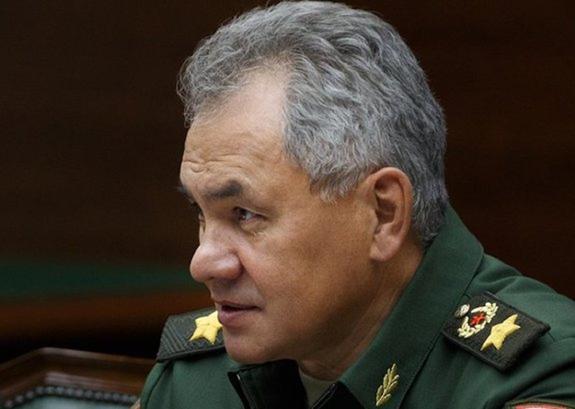 Сергей Шойгу объявил о закладке четырех кораблей для ВМФ