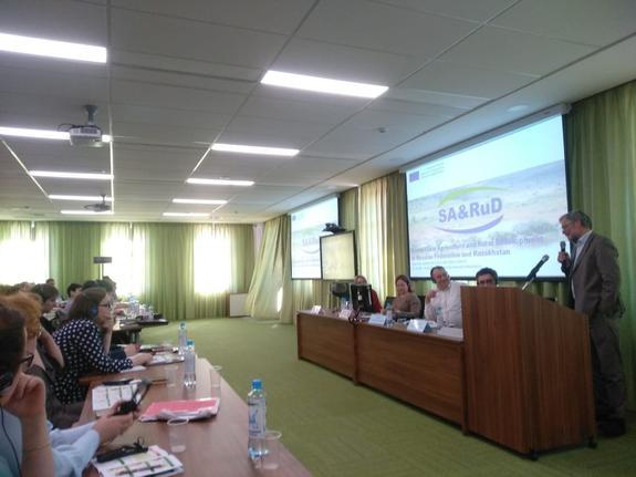 Новосибирский ГАУ принял участие в VII Сельском сходе