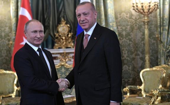 Визит Эрдогана: кошмар для «Газпрома» и США