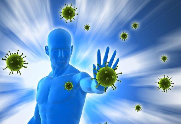 Наш телохранитель– иммунитет