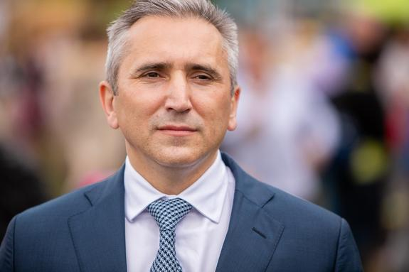 Губернатор Тюменской области поблагодарил спецслужбы за отличную  работу в контртеррористической операции