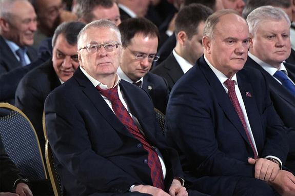 Из-за связи с КГБ Жириновскому отказали в иске к Financial Times