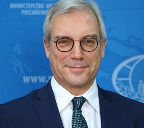 Замглавы МИД РФ Александр Грушко заявил, что Россия и НАТО полностью прекратили сотрудничество