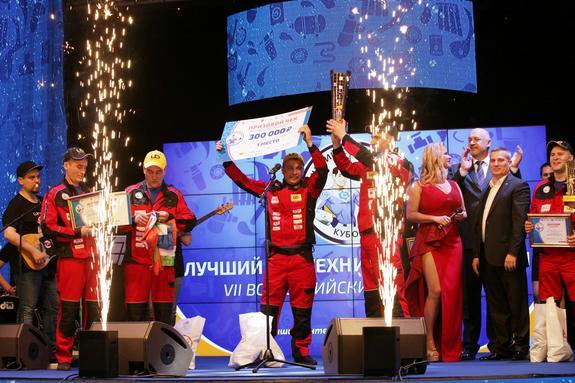 В чемпионате «Лучший сантехник. Кубок России» победила команда из Владимира