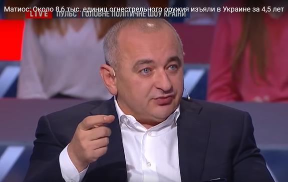 В Главной военной прокуратуре Украины прокомментировали побег прокурора Матиоса из страны