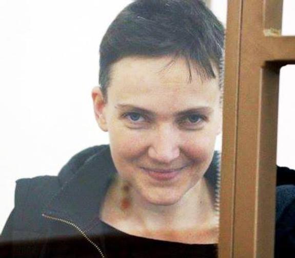 Нардеп Надежда Савченко и Владимир Рубан освобождены из-под стражи
