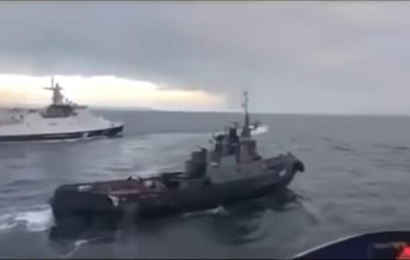 Украина добралась до трибунала ООН из-за своих моряков