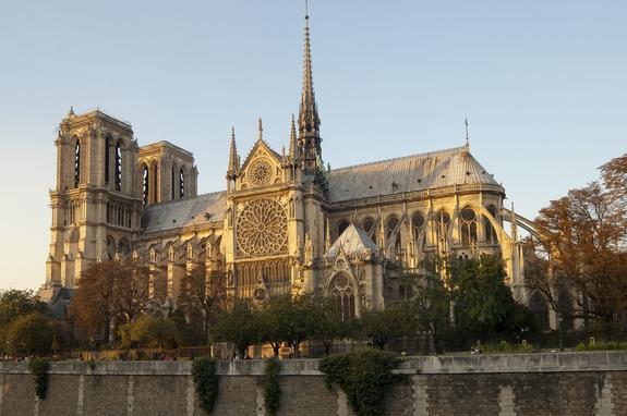 Колокол, висевший в соборе Парижской Богоматери, хранится в Крыму