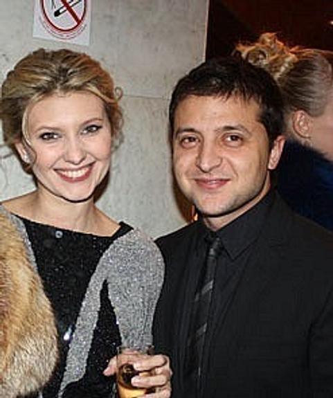 Что известно о супруге Владимира Зеленского. Говорят, ревновала к Вере Брежневой