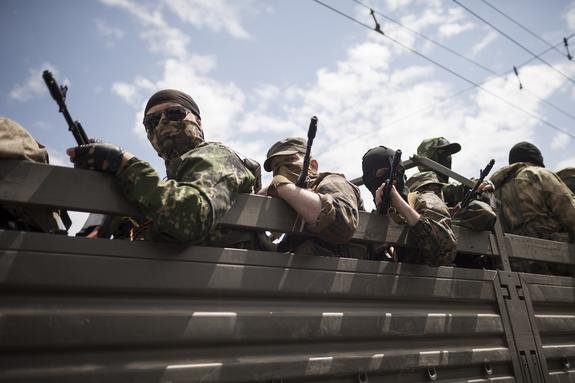 Экс-комбриг ДНР объяснил остановку наступления ополчения на Мариуполь в 2014-м