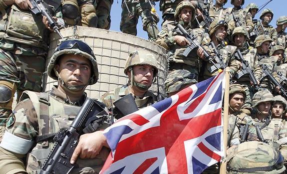 Британский спецназ готовится воевать в тылу России
