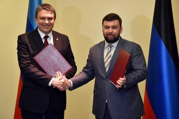 Станет ли выдача паспортов Россией подготовкой к «эвакуации» лидеров ДНР и ЛНР?