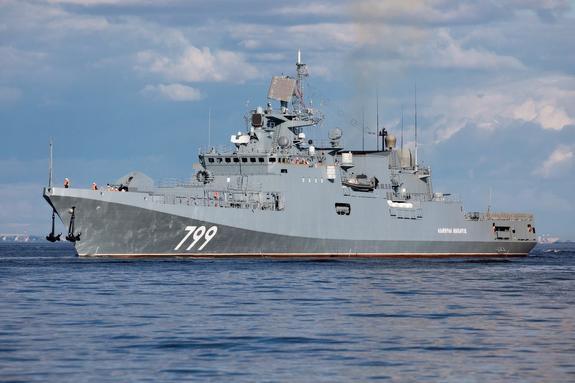 Объекты Новороссийской военно-морской базы ЧФ введут в эксплуатацию до конца 2019 года
