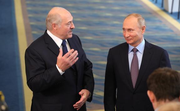 Лукашенко заявил, что Россия - оплот суверенитета Белоруссии