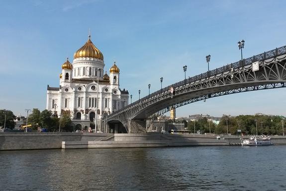 В Москве на следующей неделе ожидается резкое потепление