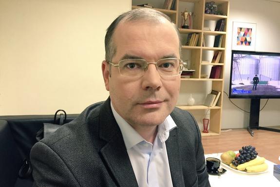 Евродепутат Андрей Мамыкин: «Пусть г-н Линкявичюс посмотрит на себя в зеркало, а потом уже рассуждает об Эстонии»