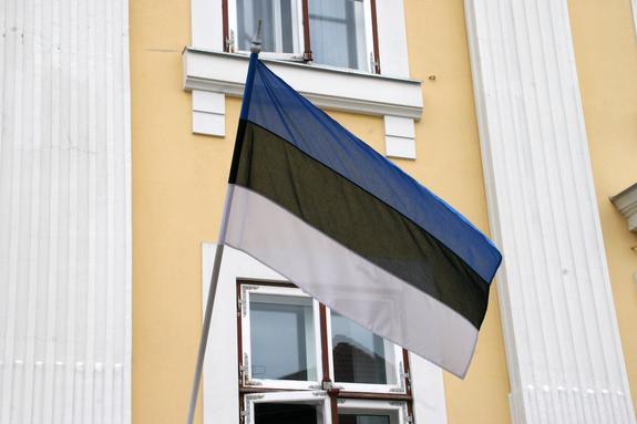 В Эстонию прибыли пять британских боевых вертолетов