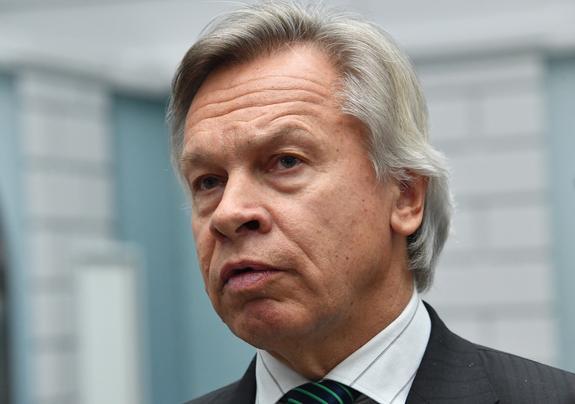 Пушков прокомментировал иск о снятии Владимира Зеленского с выборов
