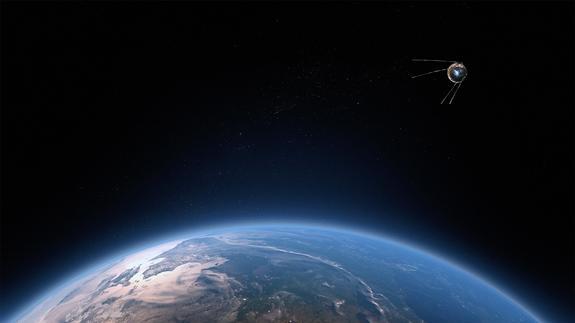 """Учёные предложили создать """"гараж"""" для спутников"""