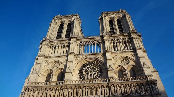 Эксперты: большая часть собора Парижской Богоматери спасена от риска разрушения