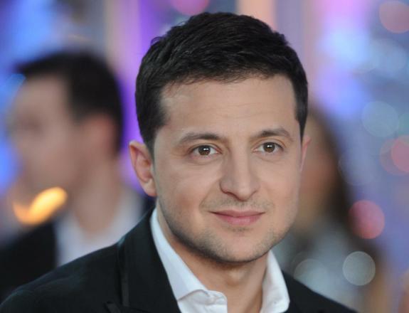 Владимир Зеленский проголосовал на выборах президента Украины