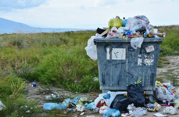 В Кабардино-Балкарии на свалке нашли тело младенца в пакете