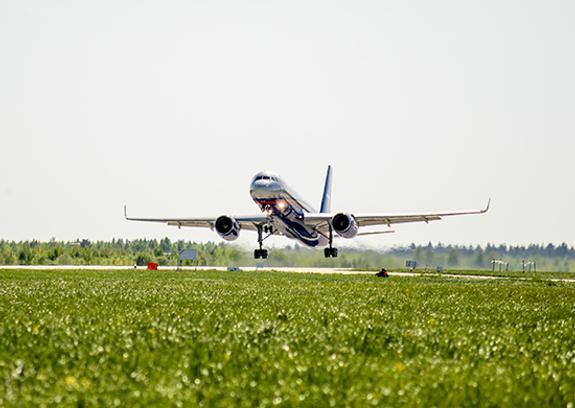 Российский самолёт проведёт наблюдательный полёт над США