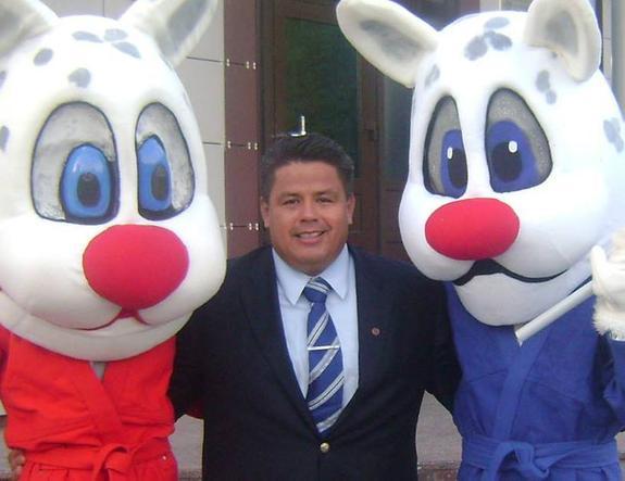 Антонио Рамирес Ребойар: «Самбо помогает мексиканцам чувствовать себя в безопасности»