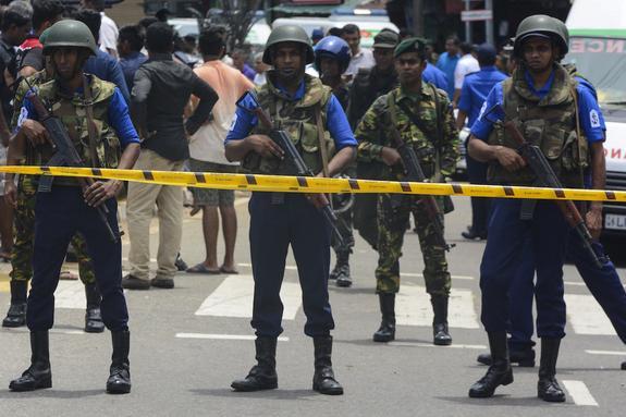 СМИ: иностранные спецслужбы предупреждали руководство Шри-Ланки о подготовке терактов