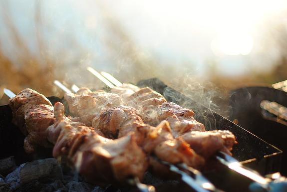 В Челябинске и Миассе запретили жарить шашлыки на природе